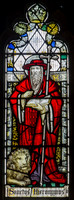 St Jerome (Kempe and Co. 1931), St Lawrence, Bourton-on-the-Water, Gloucestershire