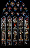 St Martin's in the Bull Ring, Birmingham: the Burne-Jones window