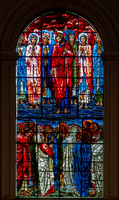 Burne-Jones' Ascension window