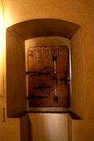 One of the 44 cells in San Marco's Dormitorio, Florence