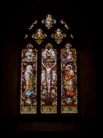 East Window, All Hallows, South Cerney