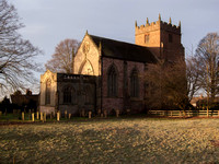 St Mary's, Astley, Warwickshire
