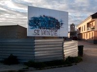 Opposite the albergue in Calzada de Valdunciel - but could be anywhere in Spain