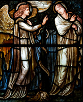 Burne-Jones: Annunciation