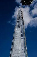 The Shard (from beside Southwark Cathedral)